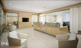 Big Commercial Spaces for Big Companies