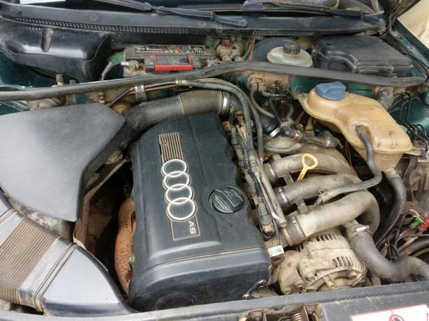 Clean Audi car for sale at affordable price Abeokuta South - image 3