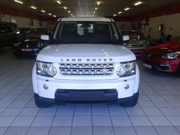 2012 Land Rover Discovery 3 4 Discovery 4 3.0 Td Sd V6 Hse Lux Ed - Se