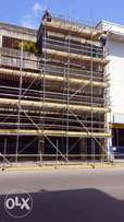 Hire of scaffolding products