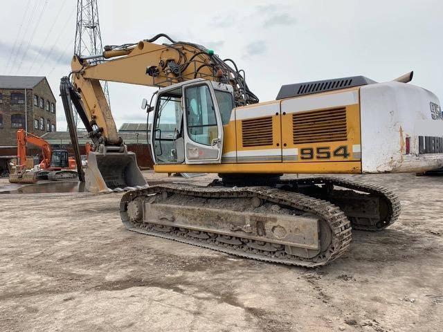 Liebherr 954   for sale - 2012