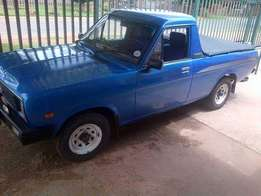 Nissan 1400 champ 5speed for sale