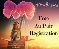Extremely Urgent Au Pair Position in Waterkloof, Pretoria East
