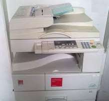 Ricoh 1018d photocopier machine