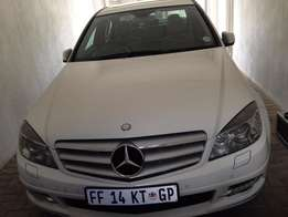 neat and cheap Mercedes-Benz C180 ,CGI for sale