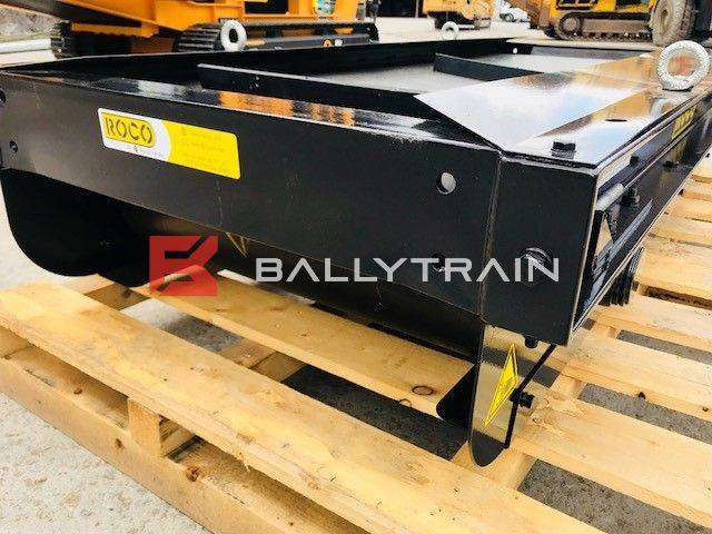 Roco Cp 20/80 Overband Steel Magnet, Hydraulic - 2019 - image 16