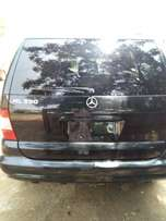 2003 Mercedes Benz ML350