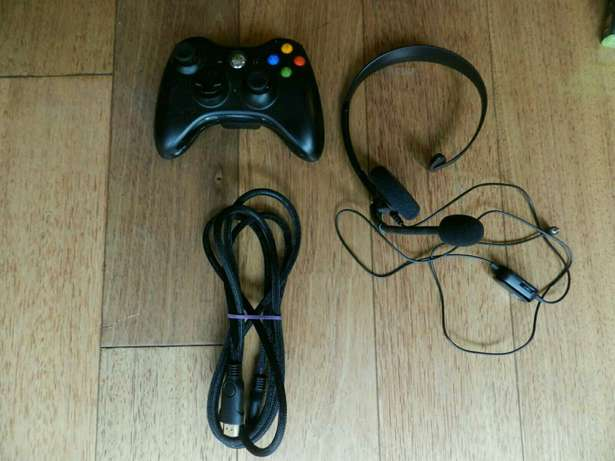 Xbox 360 E slim console still as brand new includes all cables 1 wirel Mayfair - image 2