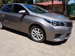 2014 Toyota Corolla 1.4 D Prestige EXCELLENT CONDITION