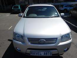 2007 Auto Ford Territory Ghia For R110000