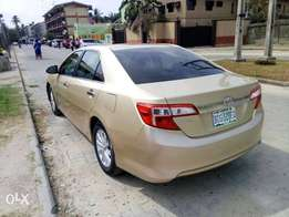Registered Muscle Camry 2013 for sale at Shomolu Lagos