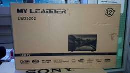 My Leader 32 inch digital tv