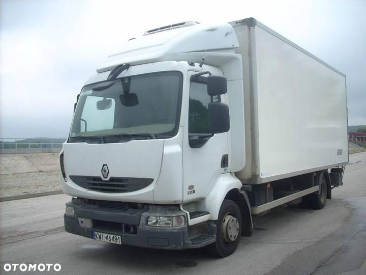 Renault MIDLUM 12.220 CHŁODNIA WINDA SALON POLSKA - 2009