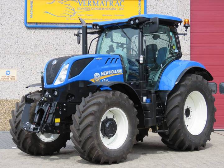 New Holland T7.190ac - 2016