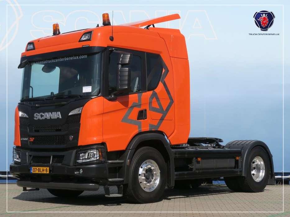 Scania G500 A4X2NA | NGS | XT | Hydraulic | 7.000 km - 2017
