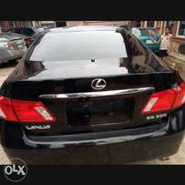 Direct Tokunbo Lexus ES 350, best for offer