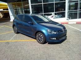 vw polo tsi 1.0 bluemotion