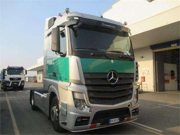 Mercedes-Benz Actros 18.45 Ls - 2012