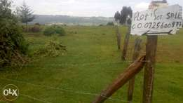 50 by 100 plots with title land for sale in Karuga