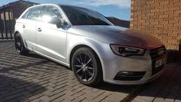 2013 Audi A3 Sportback 1.8TFSI SE S-Tronic (Trade-in available)