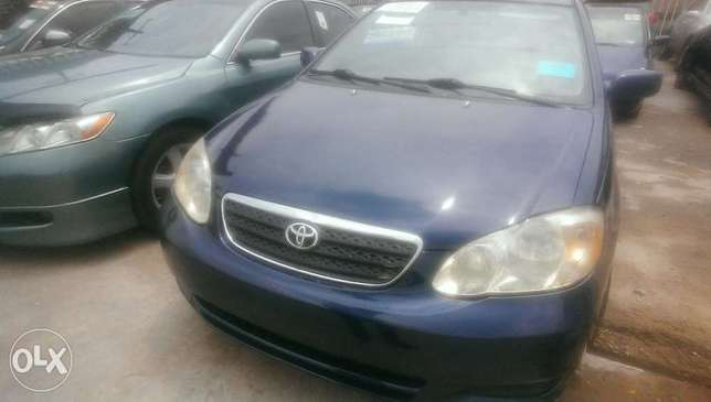 Tokunbo Toyota corolla 2003 for sale Ojodu - image 4