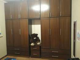 Solid brand new wardrobes sold at affordable prices