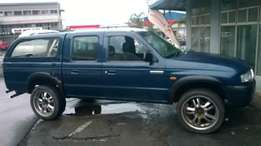 Selling my complete engine for Ford ranger 25TD