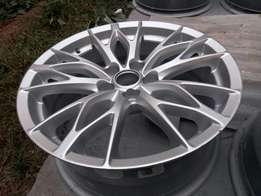 18 sporty low profile rims for spare tire!