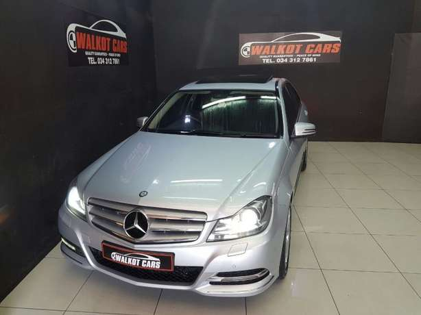 2013 Mercedes-Benz C180 BE Avantgarde A/T Newcastle - image 1