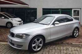 2009 BMW 125i Coupe Automatic,