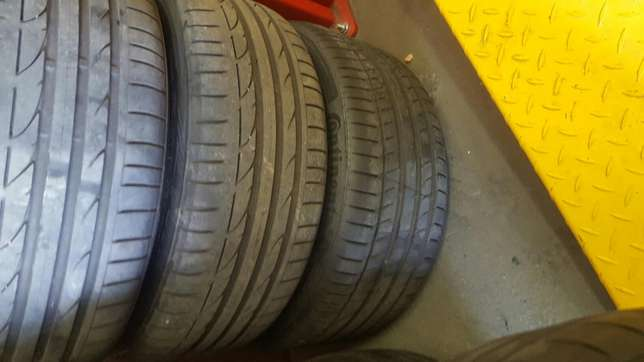 """19"""" BMW 6 Series rep Mags with Tyres Rustenburg - image 7"""