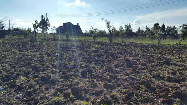 1/4 acre or 100 by 100 plot in Kikuyu Gikambura at 4.8m negotiable. Kabete - image 4
