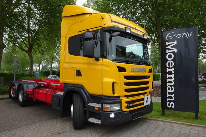 Scania G400 Highline 6x2*4 - 2013