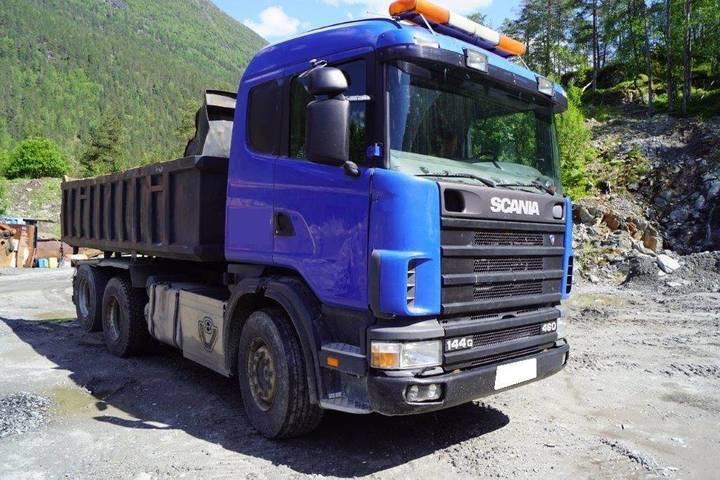 Scania 144g - 2001