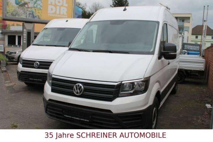 Volkswagen Crafter 2,0 TDi 103 kw Klima,Kamera,Media SOFORT - 2019