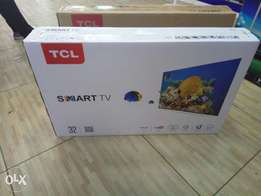 Smart Tv with Internet-TCL 32 Inch Brand New-Free Delivery