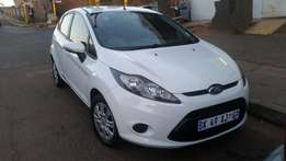 2011 ford fiesta 1.4 for sale