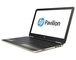 New HP Pavilion 15 Notebook 7th Gen Core i5 laptop  4Gb 1TB 2Gb nvidia