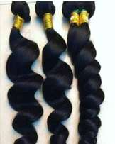 Peruvian Twist loose (Grade 9A) 14, 16 and 18 inches from NGN24,500