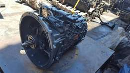 Volvo Zf s6-66 gearboxes