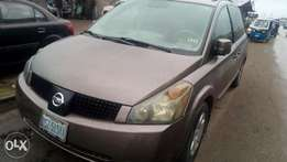 2006 Sparkling firstbody Lagos cleared Nissan quest