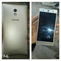 Tecno camon9 for sell at affordable price or swap