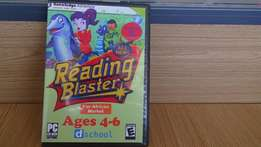KICD Approved Reading Blaster 4-6