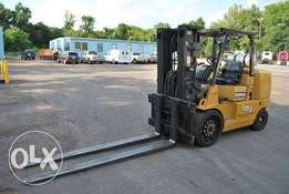 Forklift for lease daily
