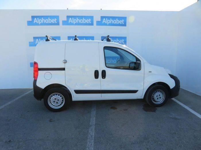 Fiat Fiorino Comercial Cargo 1.3mjt Clase 2 55kw E5+ - 2016