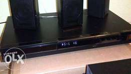 Samsung home theater system.