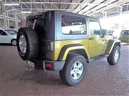 pre-owned Jeep wrangler