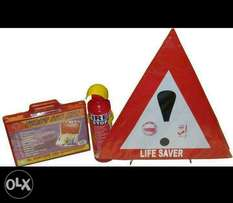 First aid kit full set, free delivery within Nairobi cbd.