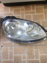 Headlights for golf mark 5