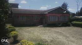 4 bedrooms bungalow on 1/4 plot for.sale in Rongai near tusky